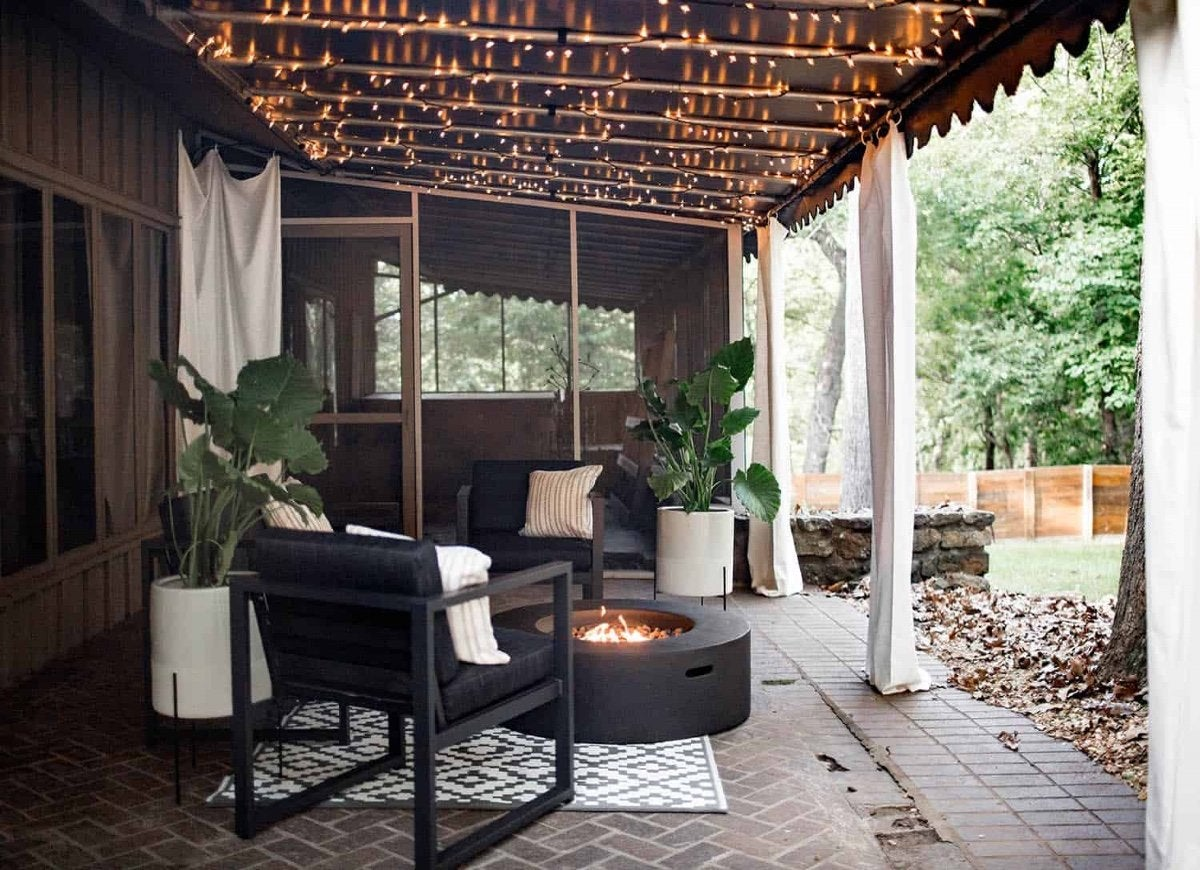 13 Backyard String Light Ideas That Are Stunning Bob Vila