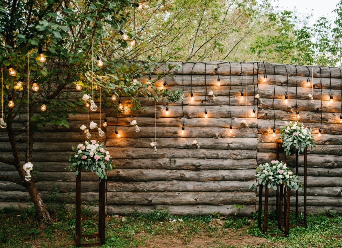 Picture of: 13 Backyard String Light Ideas That Are Stunning Bob Vila