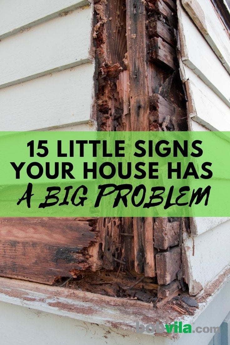 Signs Of Structural Damage To House - Bob Vila
