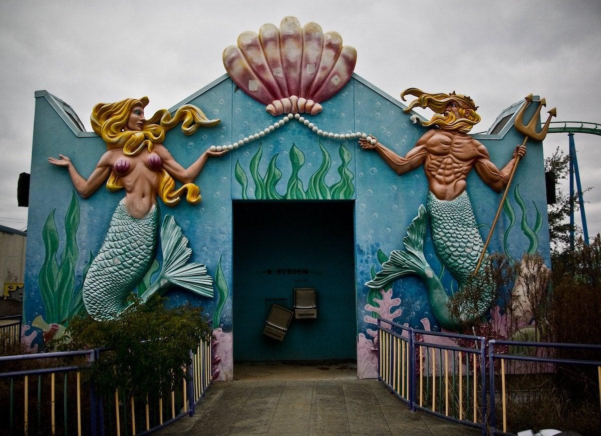 14 Abandoned Amusement Parks Bob Vila