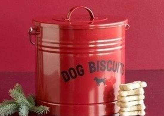 Sundance tin o biscuit bob vila pet gifts