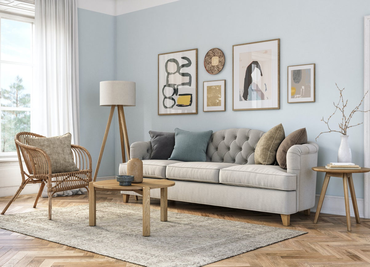 10 Calming Colors for a Serene Home
