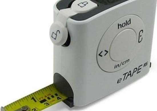 Digital measuring tape slipperybrick