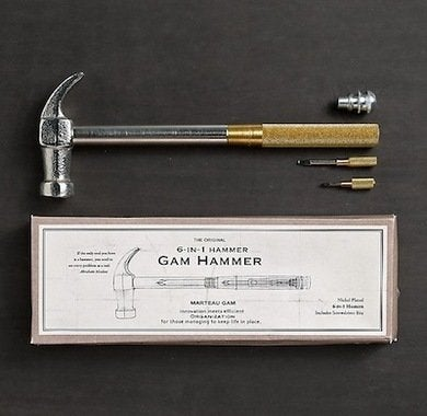 Gam 6 in 1 hammer restorationhardware