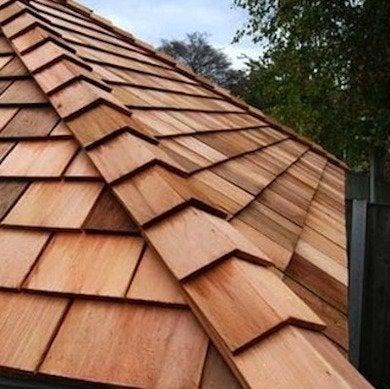 Western red cedar roofing calfinder ss