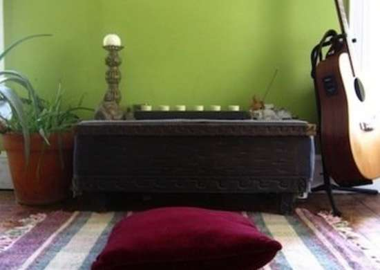 Meditation altar cailincallahan blogspot