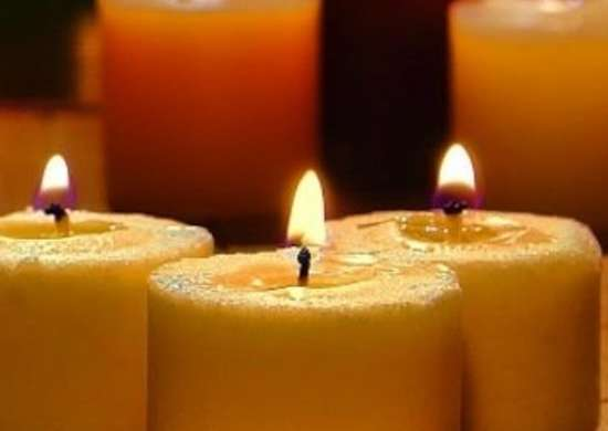 Aromatherapy Candles