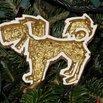 Dog Christmas Ornament