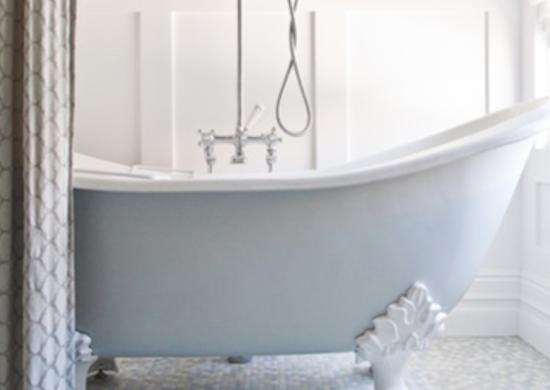 Bathroom trends mosaic tile