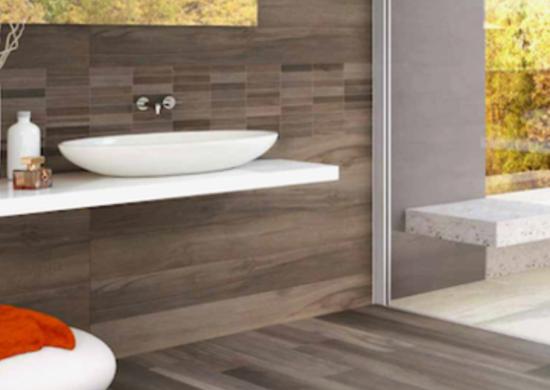 Wood porcelain tile 10 bathroom trends of today for Trends in bathroom tile