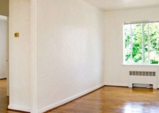 Empty apartment bestofportlandrentals