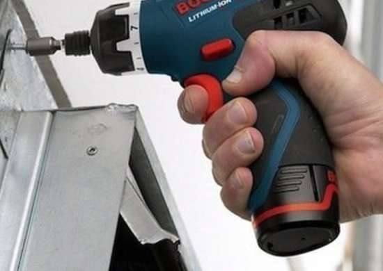Lithium Ion Drill
