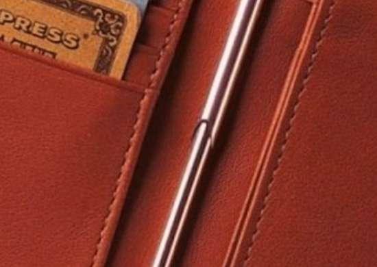 Wallet-pen