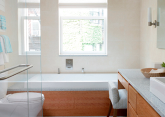 Gleicherdesigngroup greentownhouse masterbath