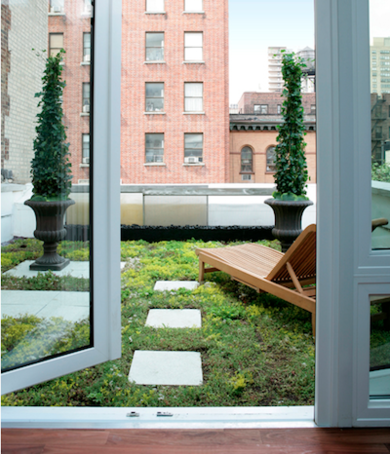Gleicherdesigngroup greentownhouse greenroof