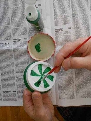 Labworks360 starbucks christmas sip lid ornament bob vila