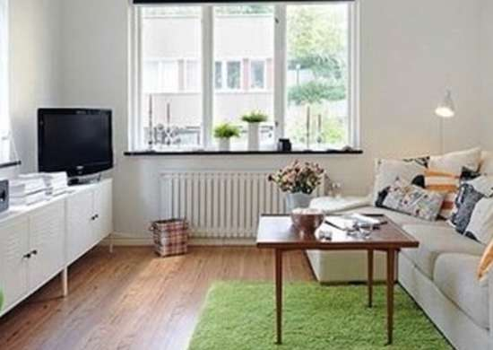 Ideas for Small Spaces - Live Large in 400 Sq. Ft. or Less ...