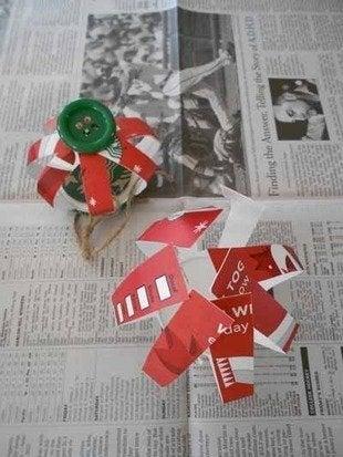 Labworks360 starbucks christmas ornament cup blossom bob vila