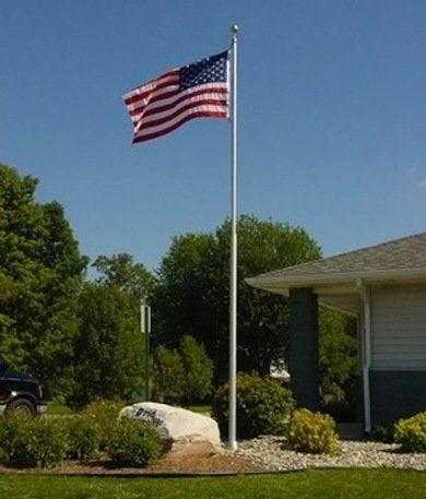 Flagpole oldglorypole