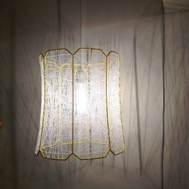 Neon string lamp