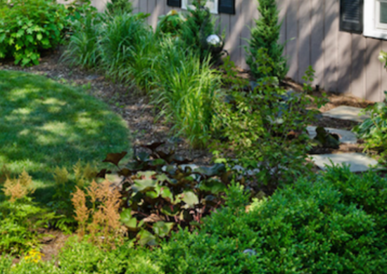 Grey Exterior Backyard Landscaping Ideas 7 Budget