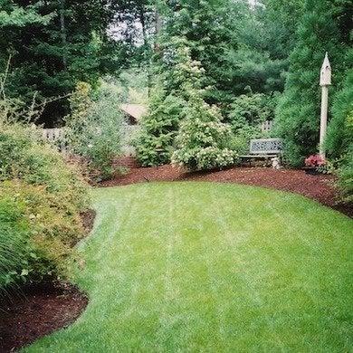 Landscape designtips mulch tarheelgardening