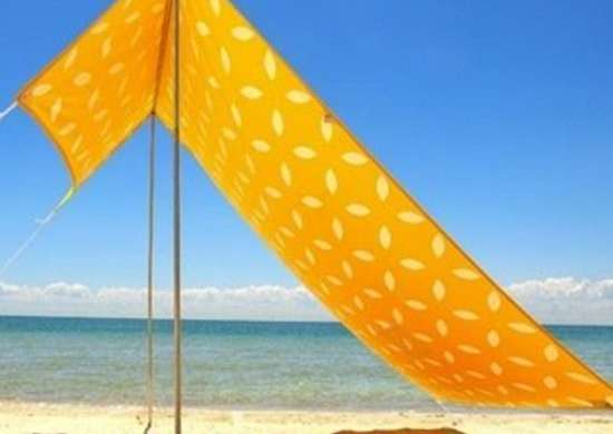 Beach Canopy & Beach Canopy - Best Patio Umbrella - Beat the Heat with 10