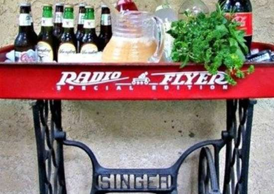 Wagon Cooler