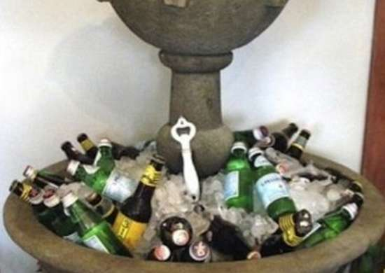 Fountain Cooler