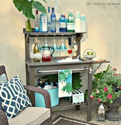 Potting-bench-outdoor-bar-thecreativityexchange