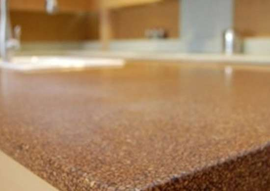 Walnut Shell Countertop