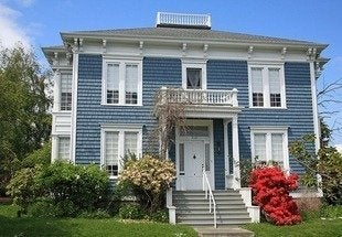 Flickr alaskandude federal house historic paint colors bob vila