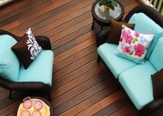 Natural Composite Deck