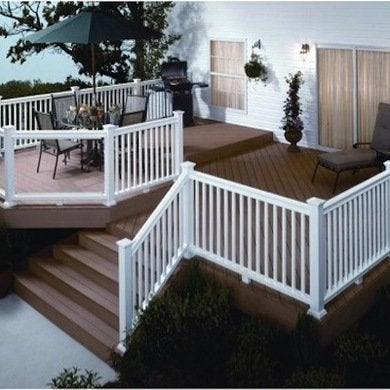 Composite Decking 10 Reasons To Rethink Wood Bob Vila