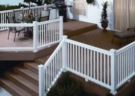 Mold Resistant Deck