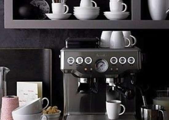 Kitchen espressostation cowboysandcadillacsblog