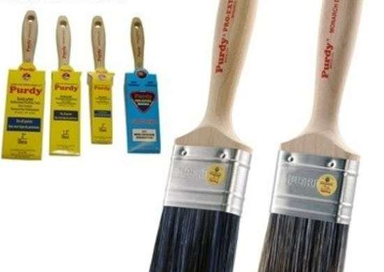 Purdy paint brushes rev