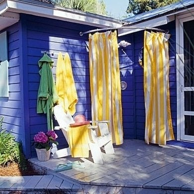 outdoor shower ideas 16 diys to beat the heat bob vila