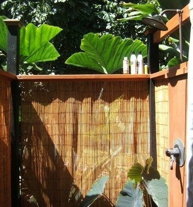 Outdoor Shower Ideas - 16 DIYs to Beat the Heat - Bob Vila