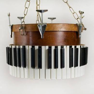 Pianochandelier