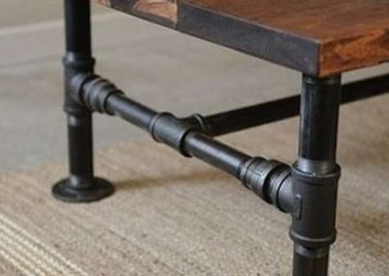 How To Stain Furniture Bob Vila Plumbing Pipe Coffee Table - DIY Coffee Table - 16 Designs ...