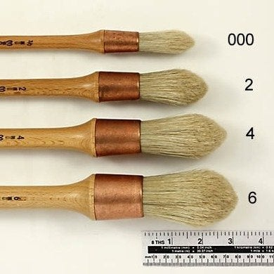 Which Painting Brush Size Is Best For Window Trim
