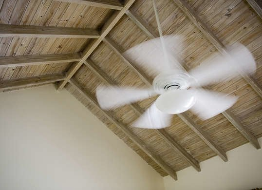 Ceiling Fan Counter Clockwise