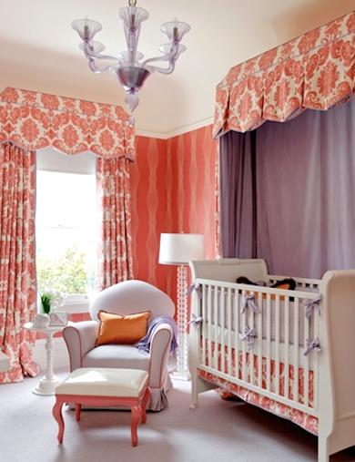 Nursery luxe