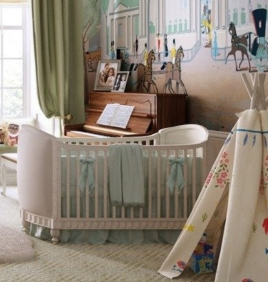 Royalnursery traditional beautifulinteriorsand18thcenturystyle