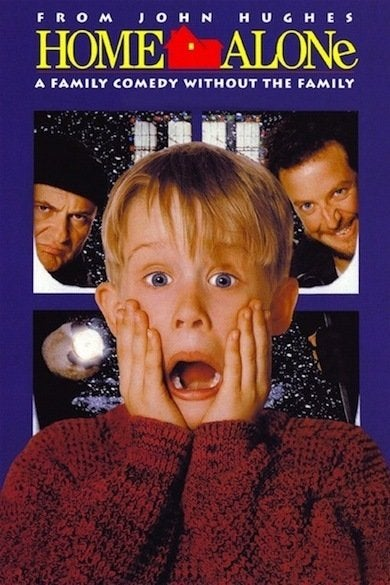 Homealone poster