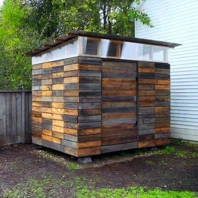 16 Amazing Homemade Sheds to Inspire Yours