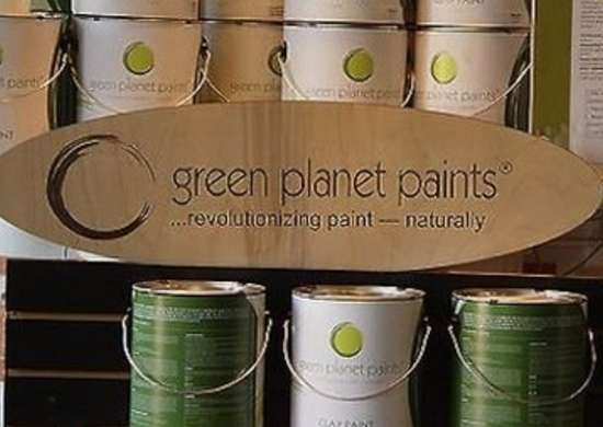 Green Planet Paint