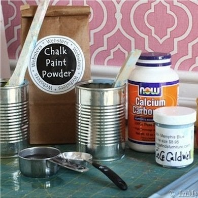 Chalkpaint inmyownstyle.com