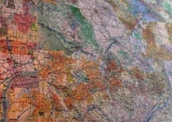 Bloggers map wallpaper
